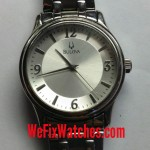 This Bulova C8341111 is ready for many more years of service.