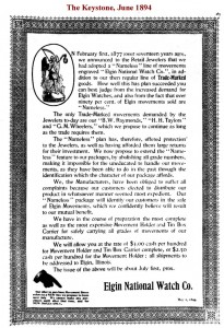 """From the """"The Keystone,"""" June, 1894."""